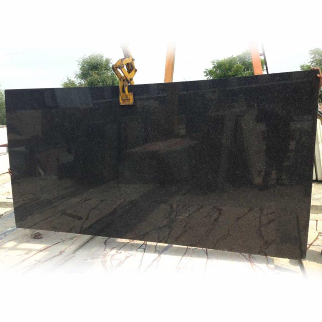 Black beauty gangsaw slabs supplier