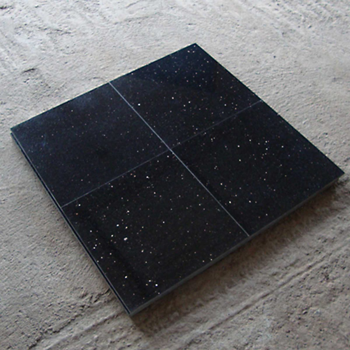 Black Galaxy Granite Countertop Vanitytop Slab Tile Block Monument