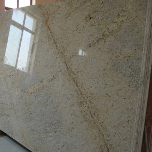 Colonial gold slab granite product