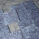 Customized lavender blue granite tiles