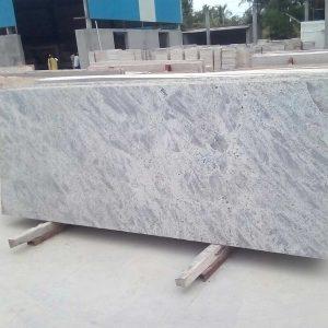 New Kashmir white granite cutter slab exporter