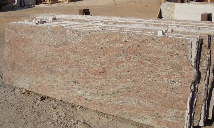 rose wood granite cutter slab manufacturer