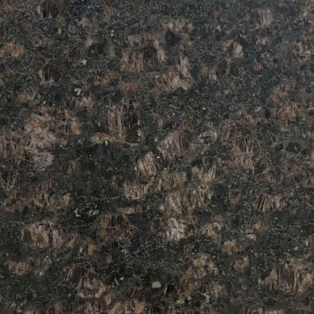 The Story Of A Tan Brown Granite Project For Flooring In India