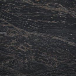 Black marine granite slabs
