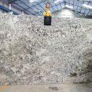 Alaska white gangsaw slab manufacturer