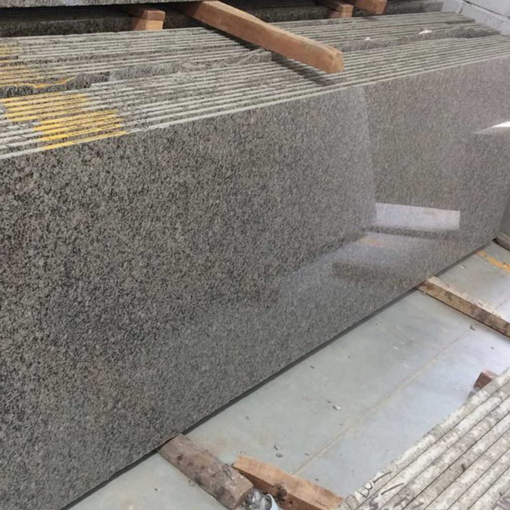 Dora gold granite cutter slab