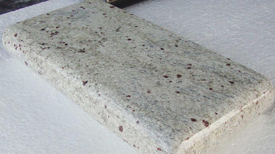 New Kashmir White Granite A Complete