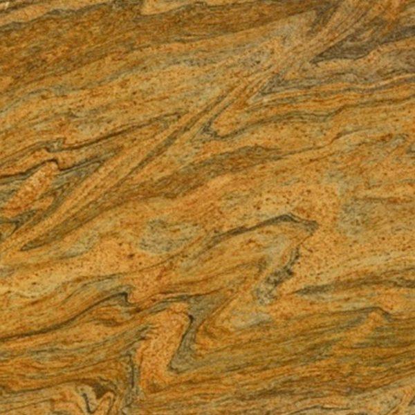 Golden trauma granite product