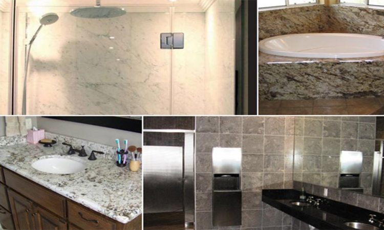 Choosing the Right Granite for Your Bathroom