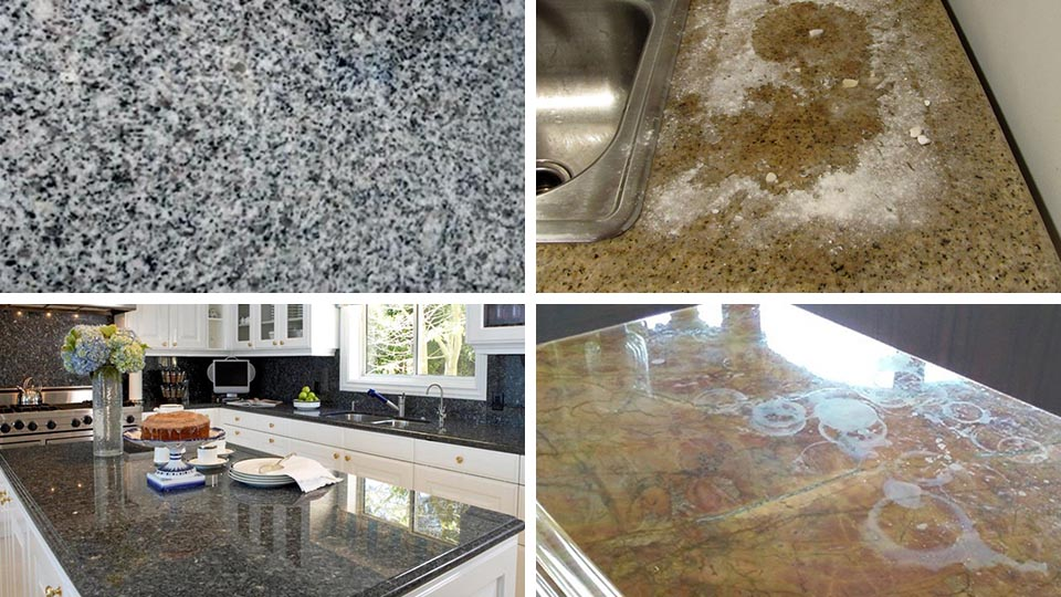 Granite Countertop Slabs Tips To