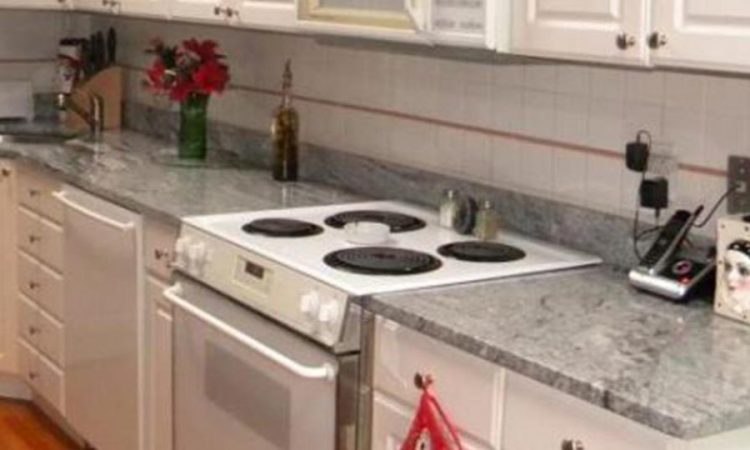 Viscon White Granite Countertops