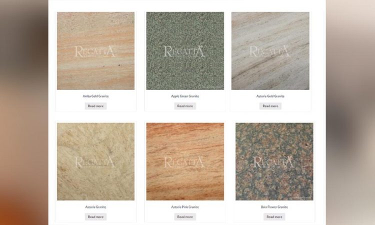 Granite Colors