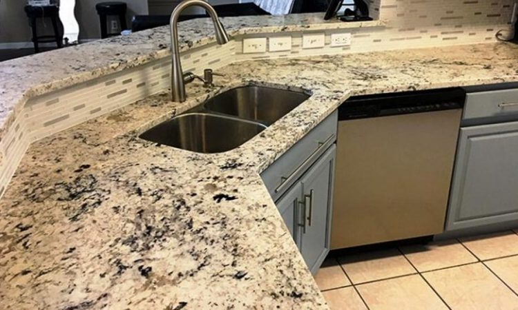 Granite Countertops from India