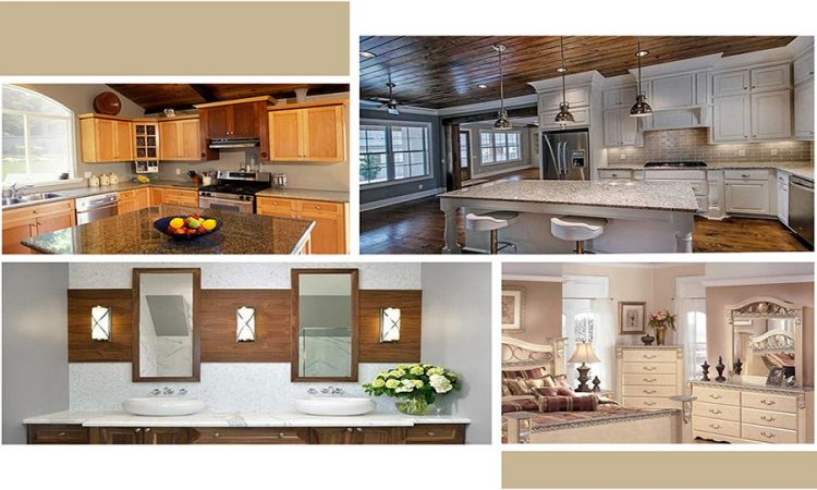 How to Complement the Rustic Looks of Homes with Granite