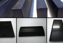 black granite thresholds
