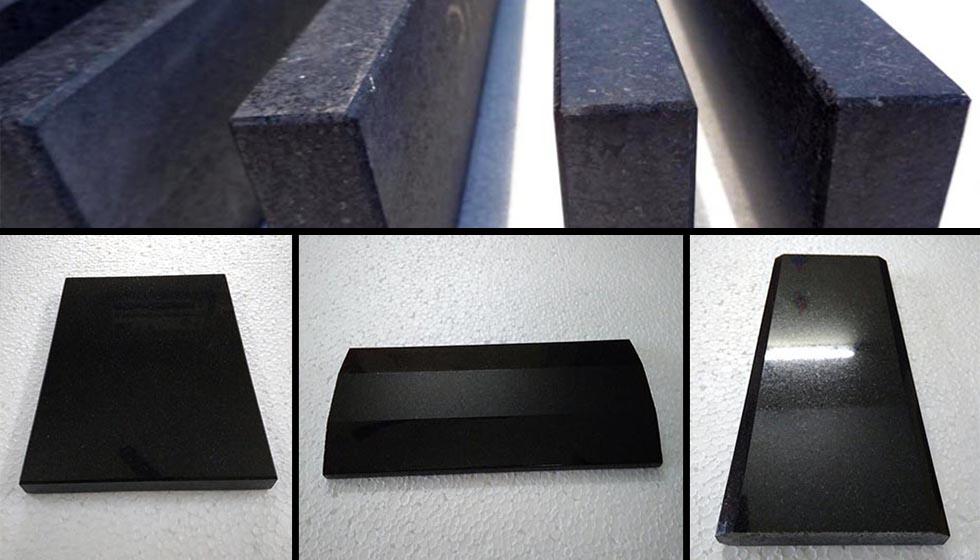 black granite thresholds