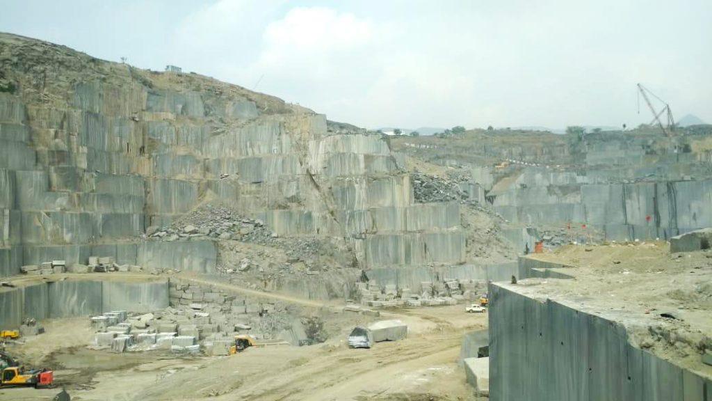 Indian granite varities