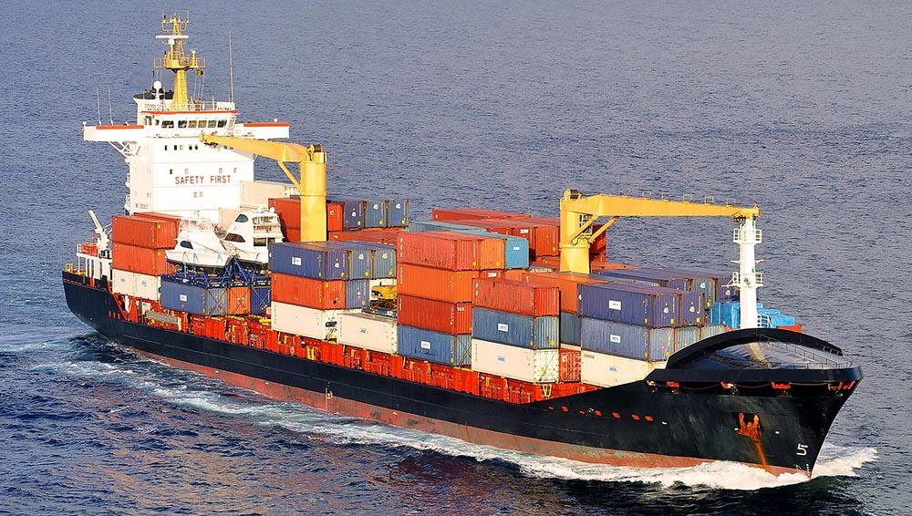 Granite shipping