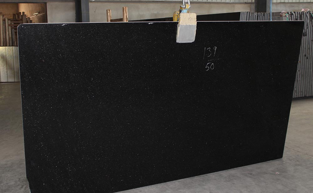 Black Galaxy Gangsaw Slab