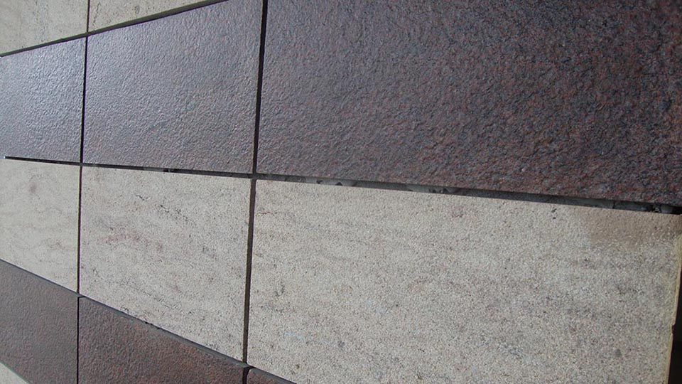 Leather Finish Granite Styles Features