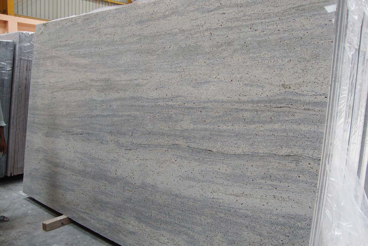 Kashmir White Granite Countertops To