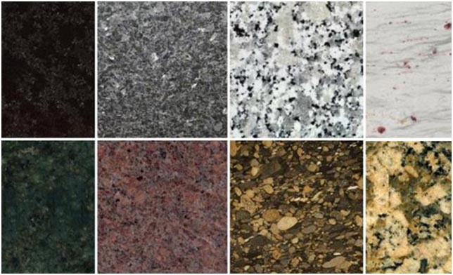 Colorful choices from granite countertop suppliers
