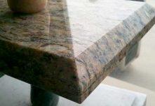 Granite Edge Finish