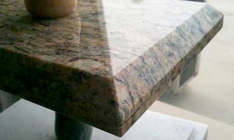 Granite Edge Finish