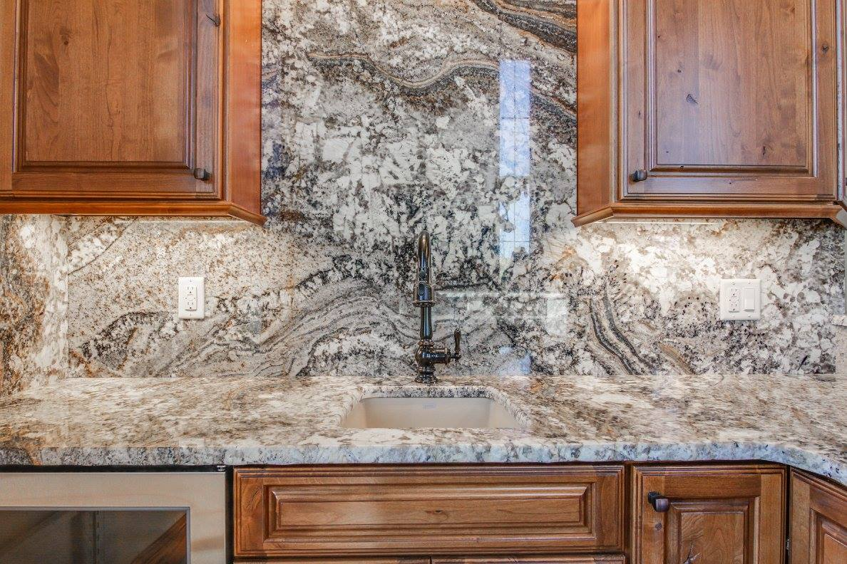 - Granite Backsplash In Kitchen - Pros And Cons Of Installation