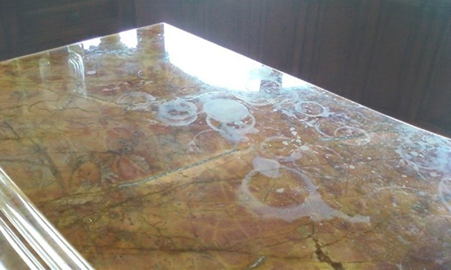 Granite Countertop Slabs Tips To Remove Water Marks