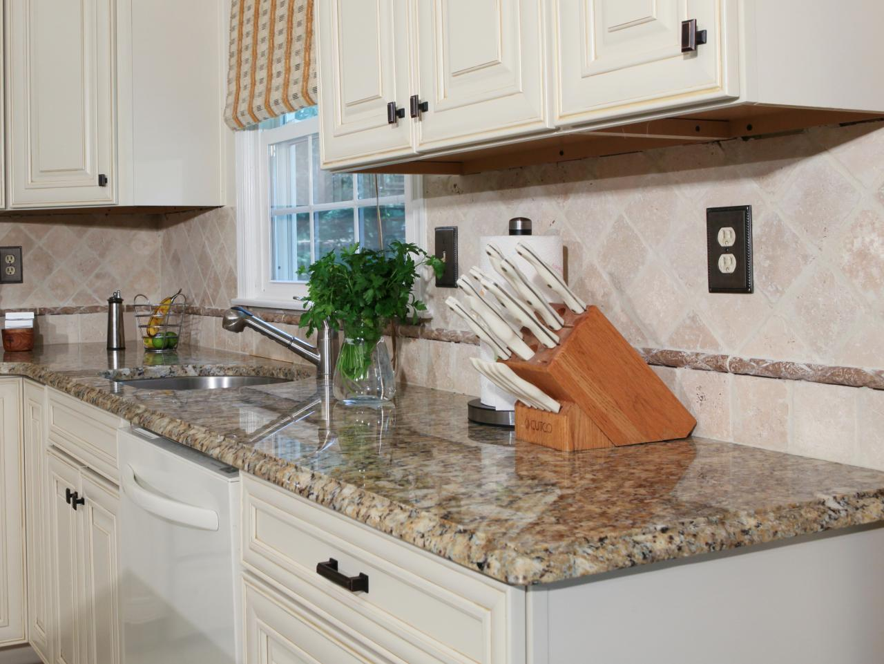 Solid Color Granite Countertops Look Classy And Performing