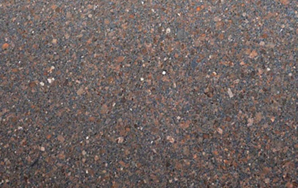 Coffee Brown Indian Granite