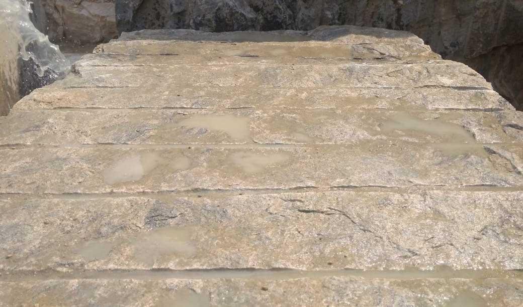 Ivory White Granite block suppliers