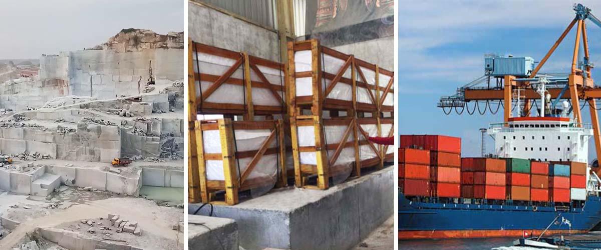 Granite suppliers