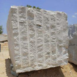 Meera White Block