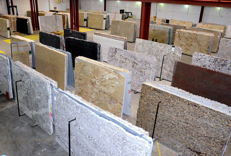 granite-slabs wholesale market