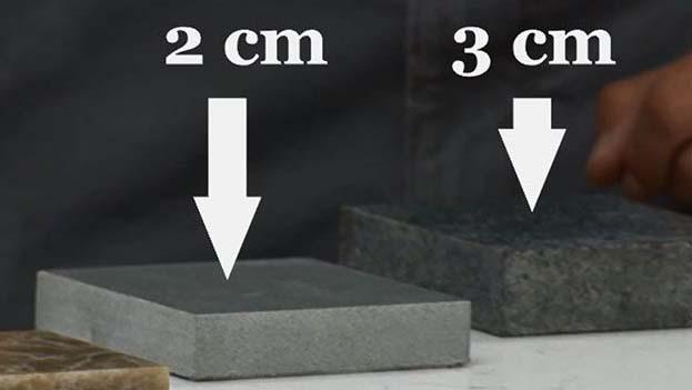 granite-thickness