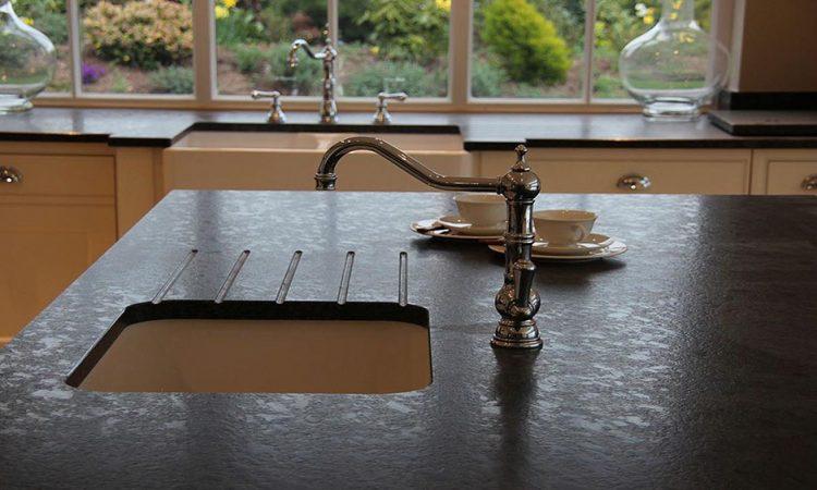 steel-grey-leather-granite-kitchen-countertop
