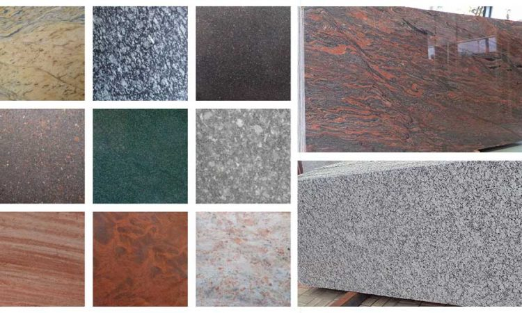 Indian granite colors