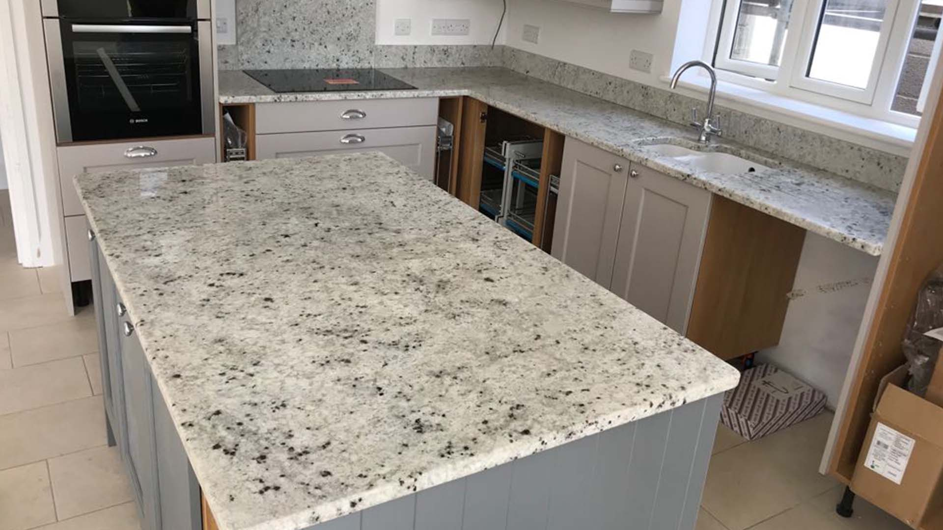 Indian Granite Slab For A Modern And Trendy Kitchen