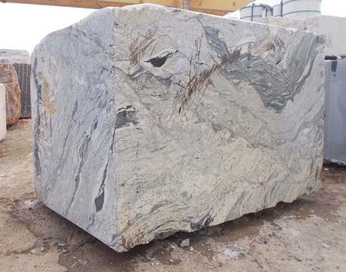 Viscon White Granite Block