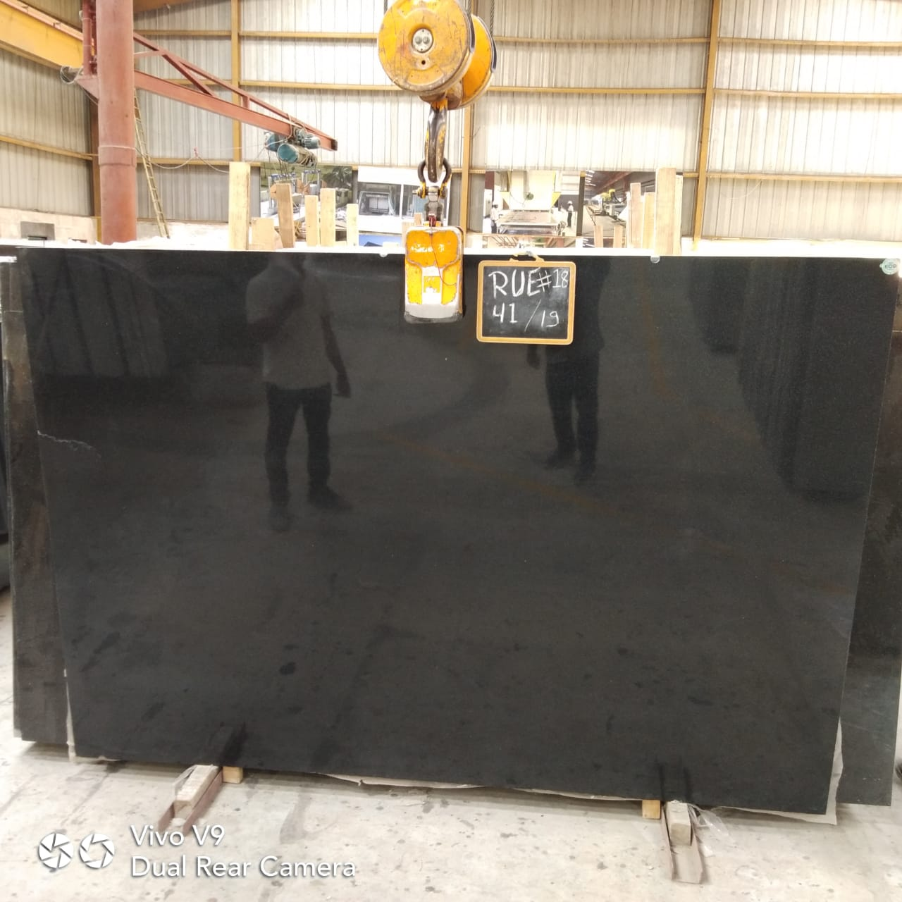 Impala Black Granite From India For A Dramatic Decor Around