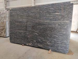 Black Marcino Granite slab