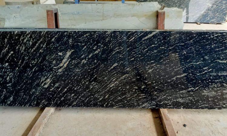 Black marcino cutter slab