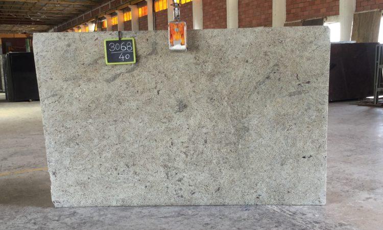 Amba white granite stone