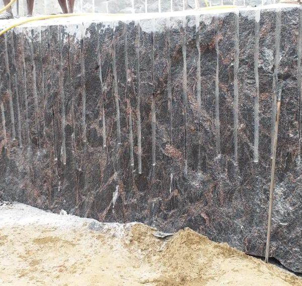 Himalayan Blue Granite Rough Block