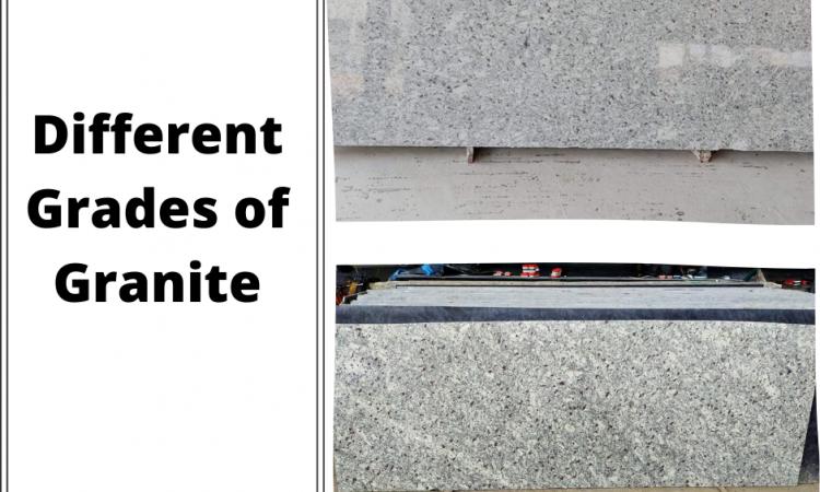 Different Grades of Granite