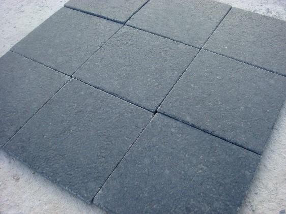 Black Granite Honed Finish