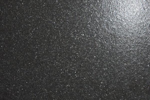 Jet Black Granite Honed Finish