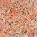 Alaska red granite -